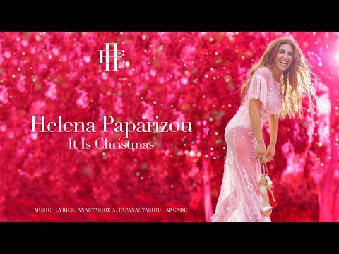 Helena Paparizou - It Is Christmas - Official Lyric Video
