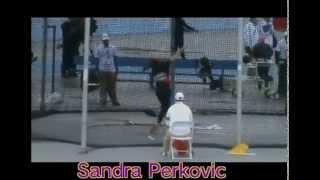 Discus Thrower - Sandra Perkovic