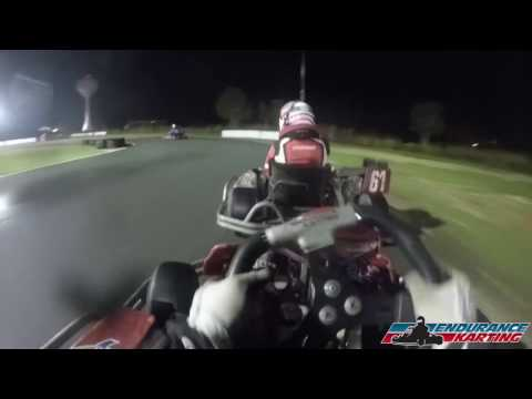 The Art of Karting in the Rain | True Racer vs Zach Veach | Endurance Karting