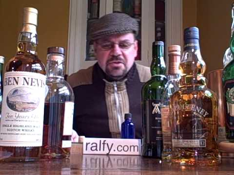 whisky review 48 - Recommended Single Malts