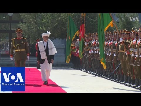 Rockets hit Kabul as Ghani delivers his address for Eid-al-Adha