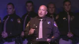 The Thunder -- A Police Poem by LVMPD Lt Harry Fagel