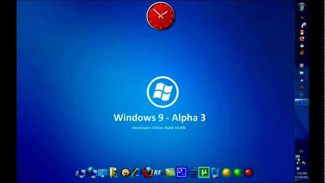 Beautiful classic windows 9 concept historical must see youtube.