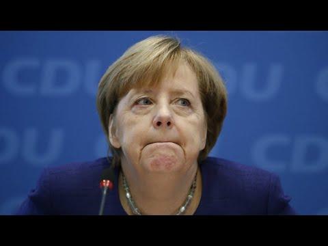 ألمانيا: ميركل مستاءة بعد فشلها في تشكيل تحالف حكومي  - نشر قبل 19 دقيقة