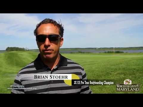'Ocean City Golf Club' - with Brian Stoehr For Worcester County Tourism