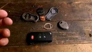 jeep grand cherokee wj key fob upgrade
