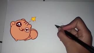 How to draw Tsunade senju