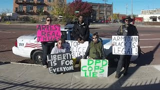 Detroit Cops Keep Arresting Armed Citizens