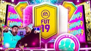 FIFA 19: FUTTIE SBC + PACKS  EVENT ESKALATION und WL Schwitzen !!
