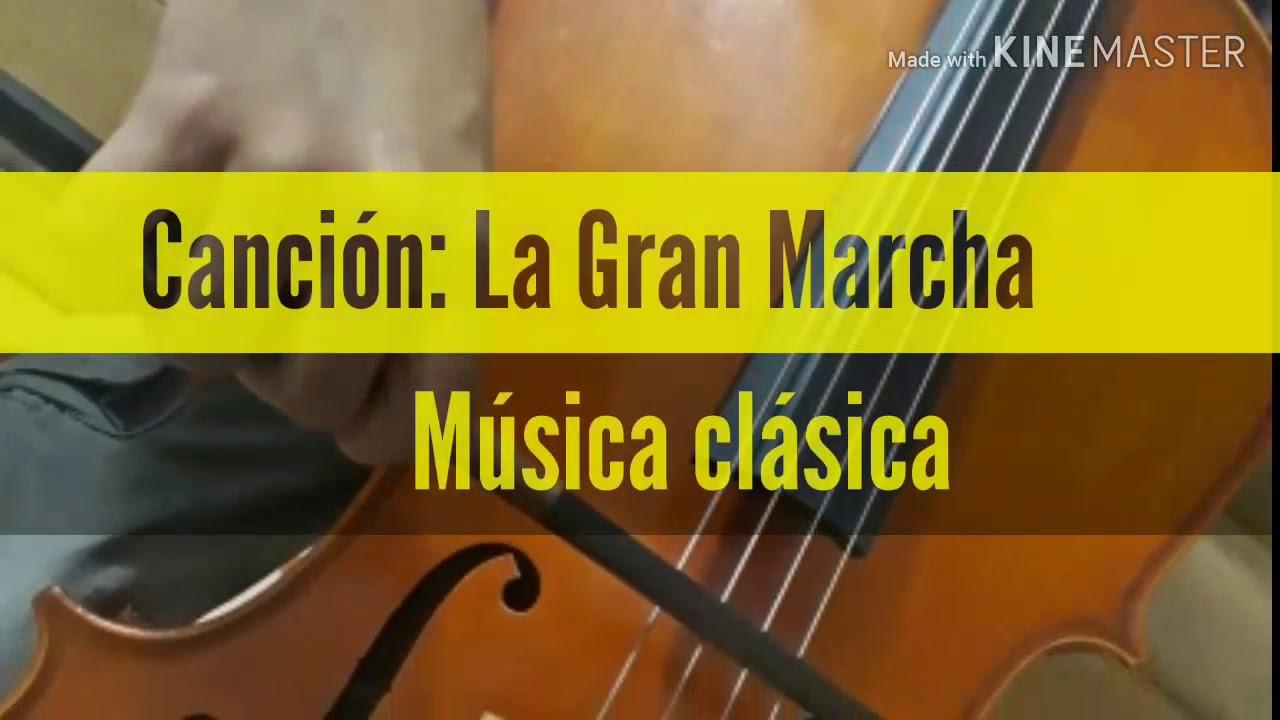 La Gran Marcha - Cello