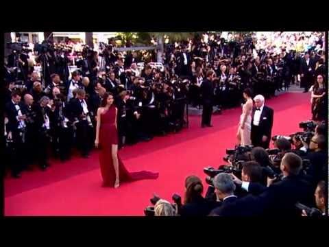 Zhang Zilin - Cannes Film Festival 2011
