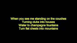 Calvin Harris feat.  Big Sean -  Open Wide | lyrics