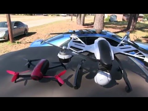 Parrot Bebop 2 Drone Review- Not Too Shabby - DroneswithTwisted420