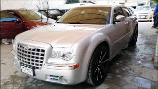 2008 Chrysler 300c Restoration Project - Insane Build By Gas Donkey