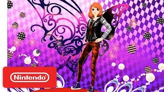 Style Savvy: Styling Star - Launch Trailer - Nintendo 3DS