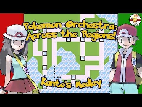 Pokémon Orchestra: Across the Regions! Kanto's Medley