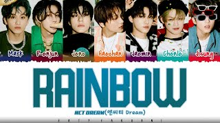 NCT DREAM - 'RAINBOW' (책갈피) Lyrics [Color Coded_Han_Rom_Eng]
