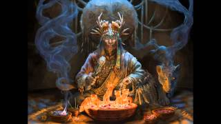 Deep Shamanic, Tibetan Meditation Music : Dark & Ambient  Meditation Ritual  - Deep Drum Vibrations