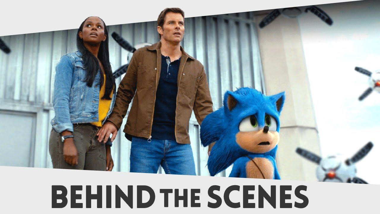Sonic the Hedgehog - Behind the Scenes