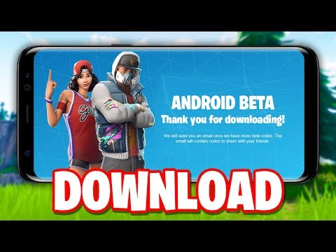 How To DOWNLOAD Official Fortnite ANDROID Beta *NOT CLICKBAIT*