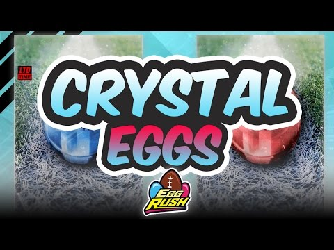 PULLING PACKS FOR CRYSTAL EGGS!! LTD TIME CARDS IN PACKS!! - Madden 17 Ultimate Team