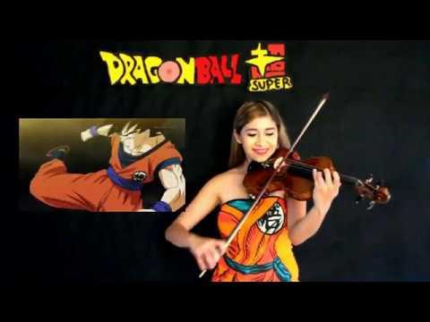 Dragon Ball Súper (Limit Break X Survivor Opening) en violín