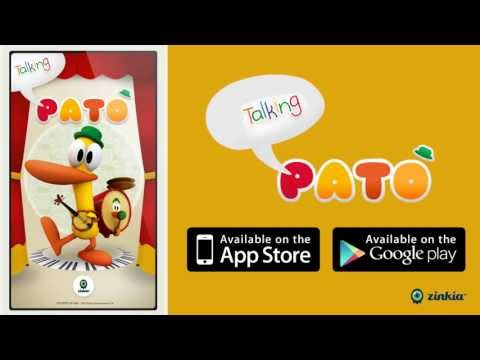 talking pato free apps on google play. Black Bedroom Furniture Sets. Home Design Ideas