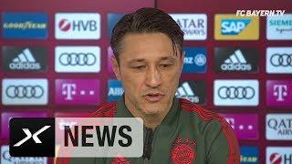Niko Kovac über Jerome Boateng, Thomas Müller und BVB-Topspiel | FC Bayern München | Spox