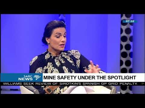 Mine Safety Under The Spotlight