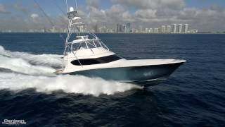 Hatteras Moves Into 2017 Yachts Miami Beach on Collins