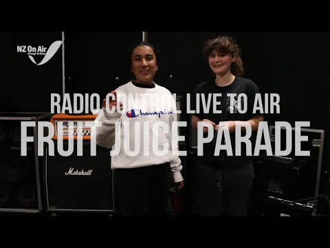 Fruit Juice Parade | Live To Air - Radio Control