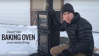 Dwarf 5kw Baking Oven - First Fire