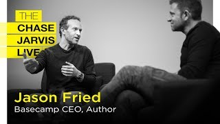 It Doesn't Have to be Crazy at Work with Jason Fried