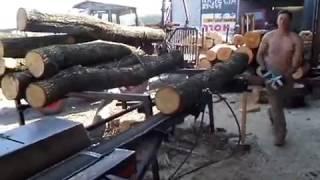 Piło łuparka do drewna kominkowego Japa 375 Exspert 8t
