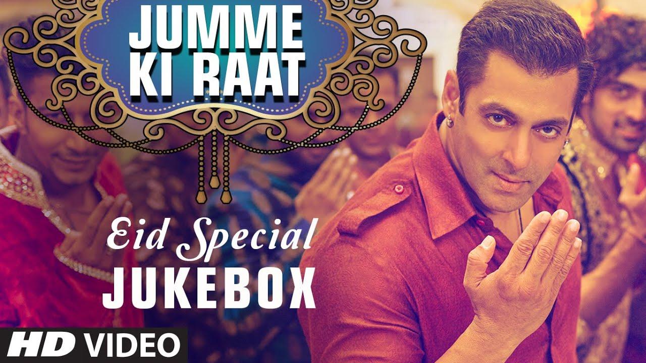 Eid Mubarak Songs Video JUKEBOX | Jumme Ki Raat, Aaj Ki Party | T ...