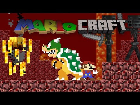 MarioCraft: The story so far (ALL EPISODES)