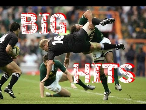 MASSIVE RUGBY BIG HITS AND TACKLES COMPILATION 2016