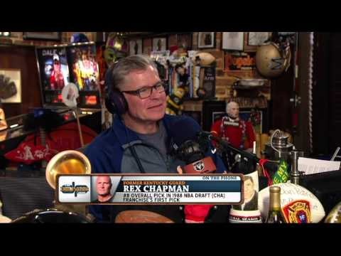 Rex Chapman on The Dan Patrick Show (Full Interview) 03/15/2016