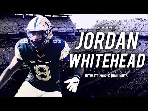 """Dual Threat"" - Pittsburgh Safety Jordan Whitehead 