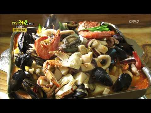 [HIT] 2TV 저녁 생생정보 - 낙지·오징어·새우·꽃게가 통째로…철판에 요리되는 ′일품짬뽕′.20150318