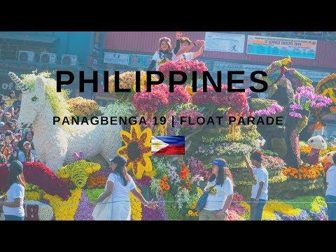 Panagbenga Grand Float Parade 2019 -  Baguio
