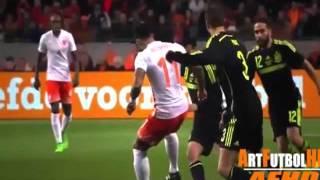 Amazing Football Skills 2015 Flick Nutmeg Sombrero Flip Flap