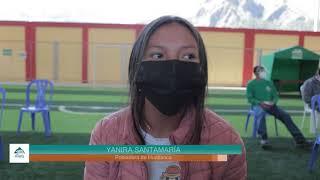 Plan Integral de Vacunación en Áncash: Segunda dosis en Huallanca