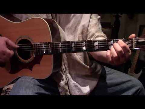 Keep Your Lamps Trimmed And Burning Guitar Lesson in the style of Hot Tuna