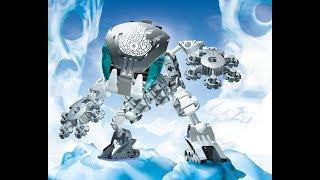 Обзор набора Lego Bionicle Kohrak Kal 8575 / Lego Bionicle 8575 Kohrak Kal Review