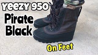 yeezy 950 on feet