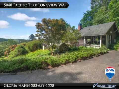 Homes For Sale 5040 Pacific Terrace Longview Wa Youtube
