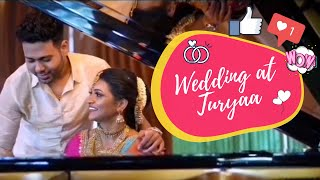 Wedding at Turyaa Chennai