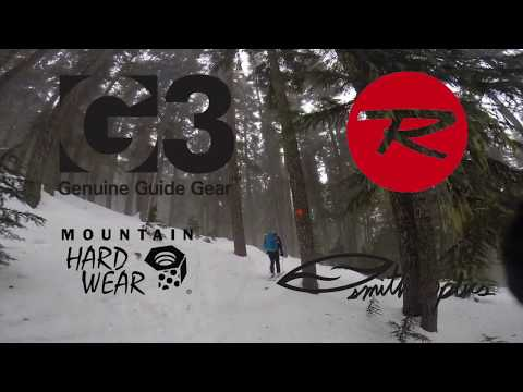 Spearhead Traverse - Extremely Canadian Backcountry Ski Guiding In Whistler, BC