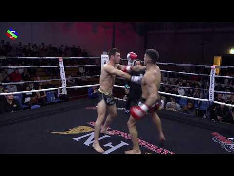ILLYRIAN FIGHT NIGHT II - Shkodran Veseli VS Diogo CALADO